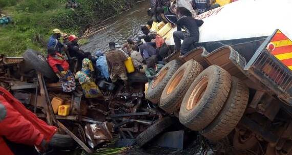 4 morts dans un accident de circulation sur la route Bunia-Komanda