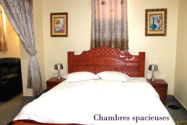 chambres spacieuses