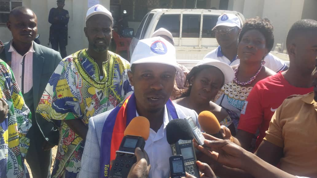 Bunia: l'opposition appelle à un meeting populaire le 26 octobre contre la machine à voter